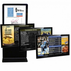 Kiosk and Digital Sign-Digital Signage Professionals - Cotts, inc, Pottsville, PA  17901